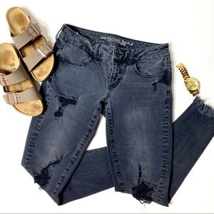 AE American Eagle Distressed Jeans